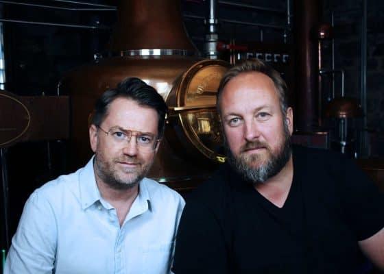 Die Liquormacher Timo und Martin in Destillerie Brennerei Bochum